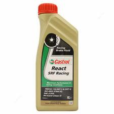 Castrol 15039B React SRF Racing Brake Fluid - 1l