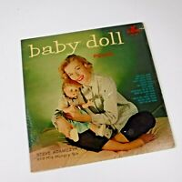 Vtg baby doll Polka Steve Adamczyk and His Hungry Six Dana 33 1/3 LP