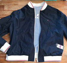 New TOMMY HILFIGER   mens JACKET WINDBREAKER WATERSTOP sz...