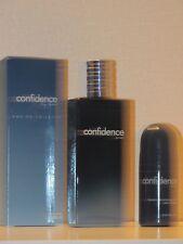 KIOTIS PARIS CONFIDENCE (CITRUS/WOODSY) SET X 2 (EDT SP 100 ml+DEO ROLL-ON )NEW