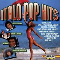 Italo Pop Hits (#laserlight16112) Toto Cutogno, Bobby Solo, Ricchi e Pove.. [CD]