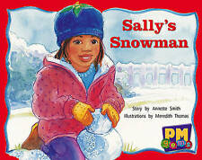 Sally's Snowman PM GEMS Red Levels 3,4,5 by  | Paperback Book | 9780170124294 |