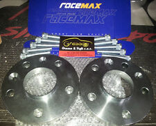 88-96 mk3 RUOTA Distanziatori 3mm COPPIA DI DISTANZIALI 4x114.3 per Nissan 200sx s13 4 Stud