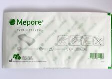 MEPORE ADHESIVE FABRIC DRESSING  9CM x 20CM  MOLNLYCKE BRAND EXP  10 PIECES