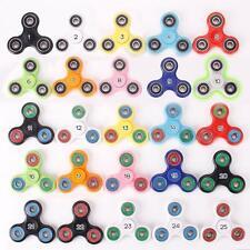 50 Pcs Hand Spinner Tri Fidget Ceramic Ball Desk Toy EDC Stocking Stuffer