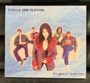 STELLA ONE ELEVEN - IN YOUR HANDS CD WITH SLIPCASE - GOOD CONDITION