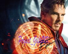 Benedict Cumberbatch Marvel's Dr Strange SIGNED AUTOGRAPHED 10X8 PRE-PRINT PHOTO