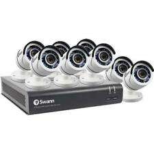 Swann SWDVK-845958-US 8 Camera 8 Channel 2MP (1080P) DVR Video Security System