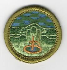 Landscape Architecture Merit Badge Type G, Cloth Back  (1967- 68), Mint!