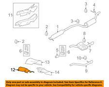 FORD OEM 04-11 Focus 2.0L-L4 Exhaust-Heat Shield 7S4Z5411434A