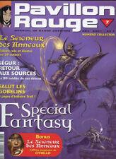 PAVILLON ROUGE N°7. Décembre  2001.