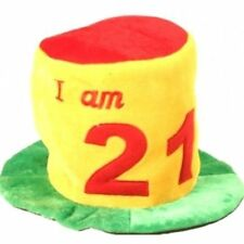 Birthday Hat Ages 21