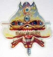 Iron Maiden, The Clairvoyant, NEW/MINT SHAPED PICTURE DISC 7 inch vinyl single