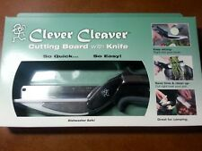 2-in-1  Cleaver Cutting Board Scissors Multifunctional German Blade New