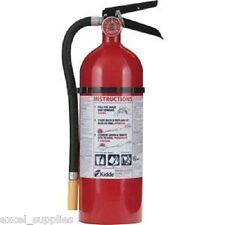 SET OF 4 kidde 5 lb ABC Pro Line Fire Extinguisher w/ Wall Hook 466112K 3A:40B:C