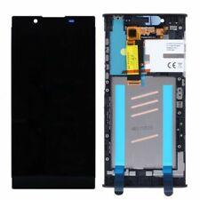 Neuer LCD Display Touchscreen für Sony Xperia L1 G3311 G3312 + Rahmen Schwarz DE