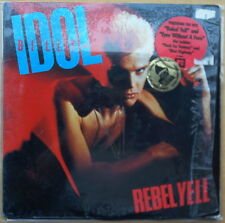Billy Idol - Rebel Yell - Shrink Wrap with Stickers - Great Play Copy