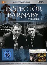 20 DVDs *  INSPECTOR BARNABY - COLLECTOR´S BOX 1 - John Nettles  # NEU OVP &