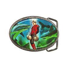 Captain Scarlet Belt Buckle [30042661]