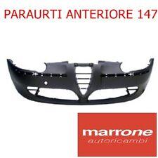 Paraurti Anteriore ALFA ROMEO 147 ANNO 2000 dal 00 al 04 con Primer VERNICIABILE