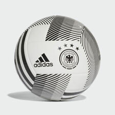 Adidas New Germany Glider Football Soccer Ball Size 5 2018- White Cd8502