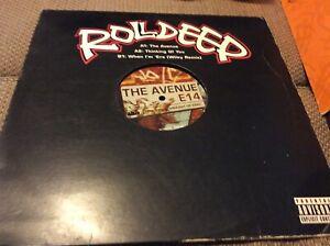 "Roll Deep - The Avenue - Relentless Records 2005 12"" Vinyl Record Grime hip hop"