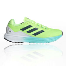 adidas Womens SL20.2 Running Shoes Trainers Sneakers Yellow Sports