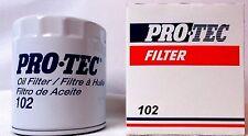 Pro Tec Engine Oil Filter 102