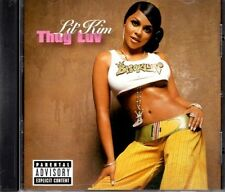 LIL' KIM Thug Luv 2  TRACK CD NEW - NOT SEALED