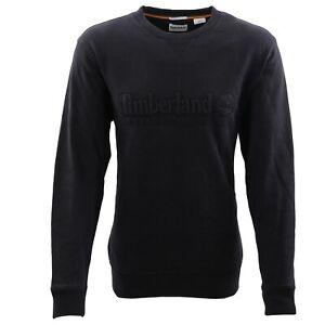 TIMBERLAND Herren OUTDOOR HERITAGE Est. 1973 Sweat Shirt Black ACQZ Gr. M