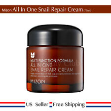 Mizon All In One Snail Repair Cream 75ml Anti Aging + Free Sample [ US Seller ]