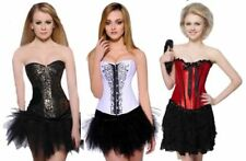 Satin Hand-wash only Basques & Corsets for Women