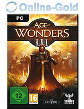 Age of Wonders 3 - PC STEAM juegos descarga únicamente [ES][EU][Nuevo]