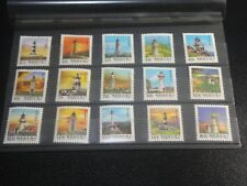 CHINA Taiwan 1989 Sc#2673-84 Light House Complete set MNH XF