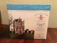 Department 56 - New England Village Series - Springfield Studio Gift Set