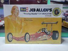 Revell Jeb Allen'S Praying Mantis Top Fuel Dragster Model Kit 1/25 Brand New