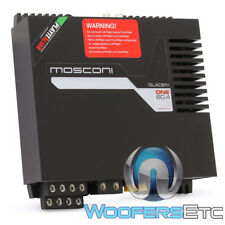 MOSCONI ONE 60.4 CHANNEL 4 X 60W RMS COMPONENT SPEAKERS AMPLIFIER MADE IN ITALY
