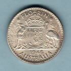 Australia. 1946 Florin.. UNC - Full Lustre