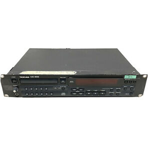 1999 Tascam CD-450 Professional Compact Disc CD Player *PARTS ONLY* FREE POST