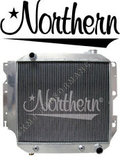 Northern 205088 Jeep 87-04 YJ TJ Wrangler SBC V8 Conversion Aluminum Radiator