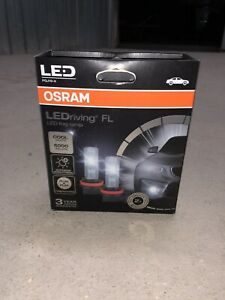 KIT LAMPADE LED FENDINEBBIA H8 H11 H16 6000K OSRAM Plug&Play 67219CW