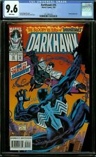 DARKHAWK #35 (1994 ) CGC 9.6 APPEARANCE of VENOM GHOST RIDER! MOVIE!