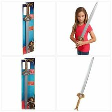 DC Comics Wonder Woman Battle-Action Sword