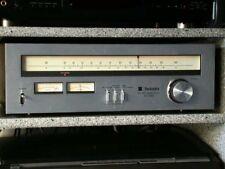 Technics Tuner ST-7300 silber, viele Sender 1a, überholt, Übernahmegarantie