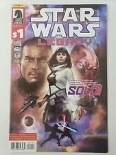 STAR WARS LEGACY Vol 2 #1 ONE FOR ONE SPECIAL 2013 DARK HORSE ANIA SOLO NM