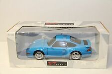 1/18 UT PORSCHE 911 CARRERA RS 993   , BLUE , NEW , 27818