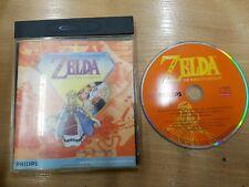 Zelda The Baguette de Gamelon Cd-I Vintage Rétro Jeu pour Philips Cdi Gb