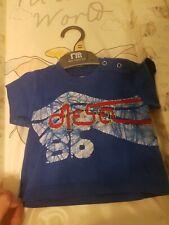 Bébé Garçons Diesel T Shirt 3 mois
