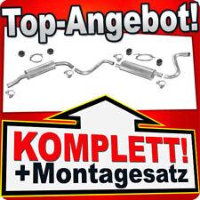 Auspuff VOLVO 740 940 2.0 2.3 Stufenheck Kombi 1987-1997 Auspuffanlage K52