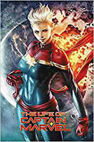 The Life Of Captain Marvel, Stohl, Margaret, Excellent Book